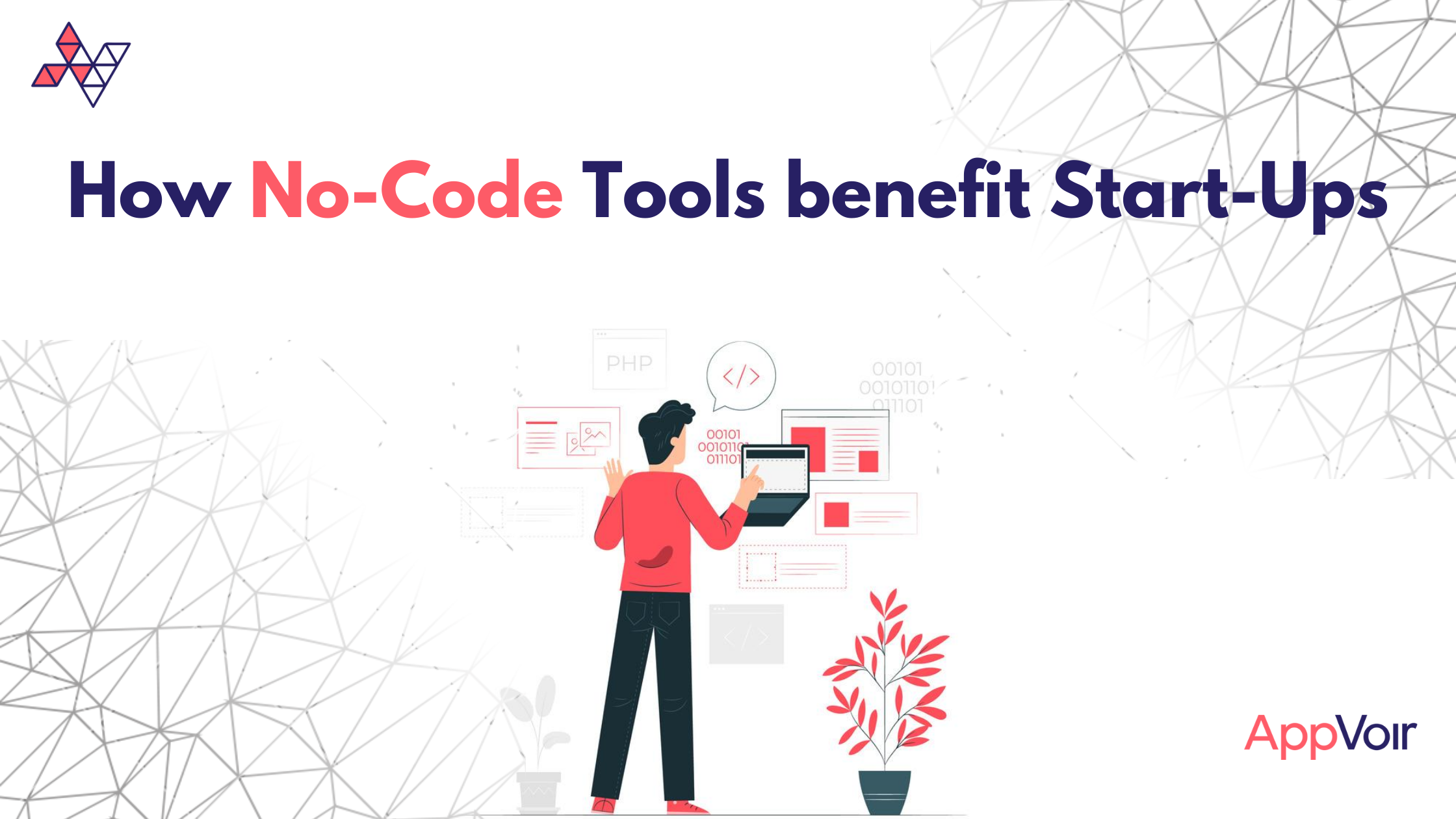 How No-Code Tools help Start Ups